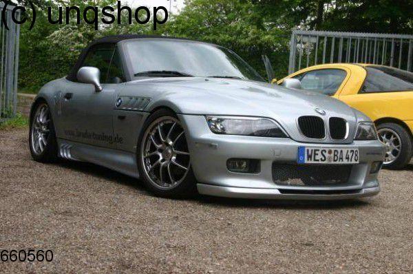 Front splitter bumper lip spoiler valance add on (Facelift) BMW Z3