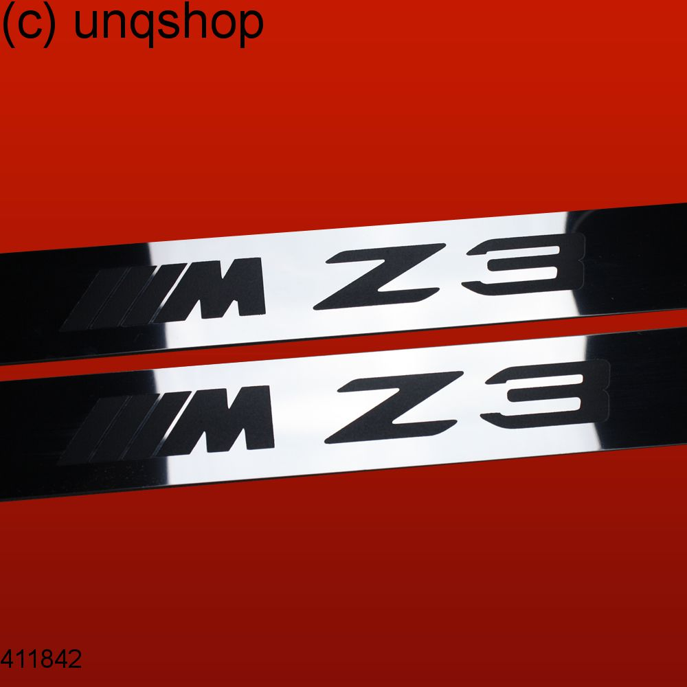 Door sills (M TYP2) BMW Z3  , only for 4 cyl