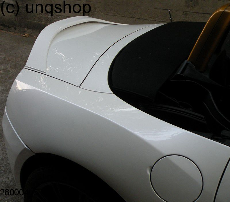 Bmw Z4 Boot: 280004 BOOT SPOILER BMW Z4 E85, ONLY FOR ROADSTER GPR