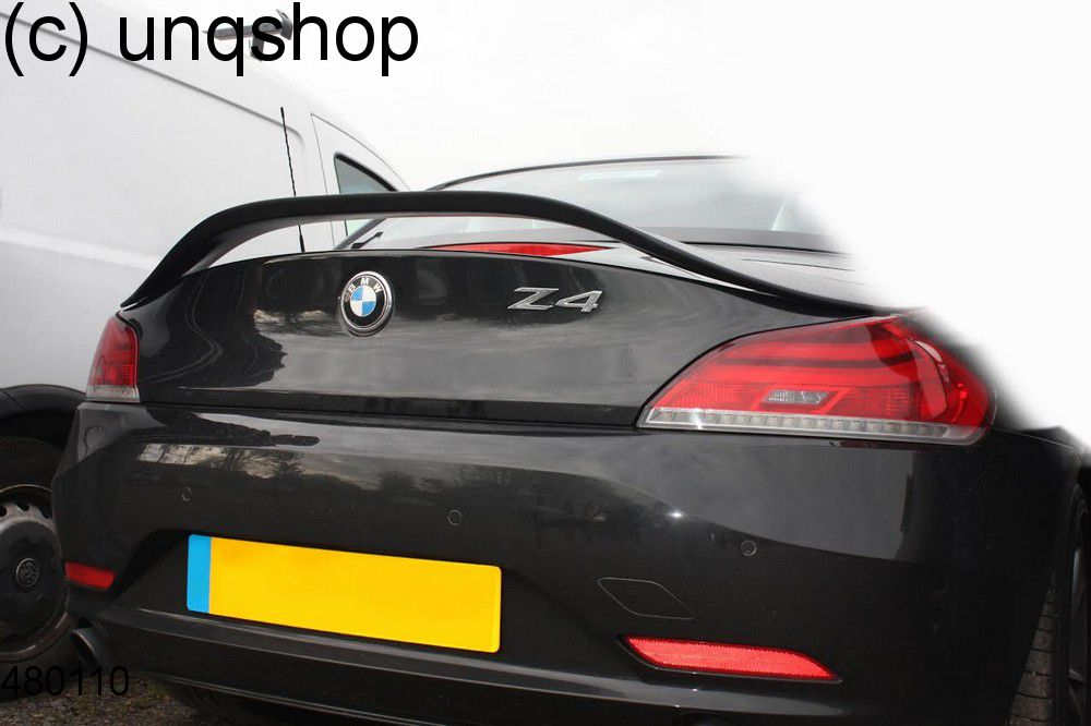 Boot spoiler BMW Z4 E89 , only for Roadster