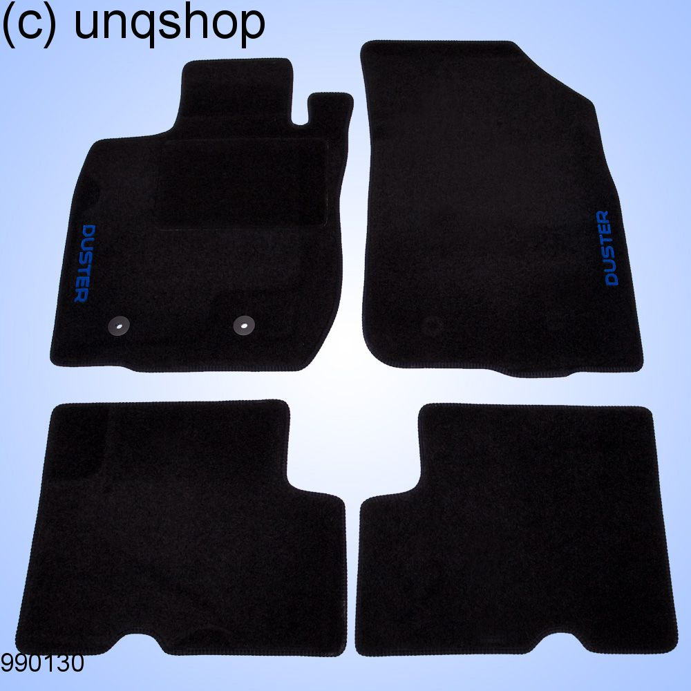 Car Mats Duster Dacia Duster Only For Euro Lhd