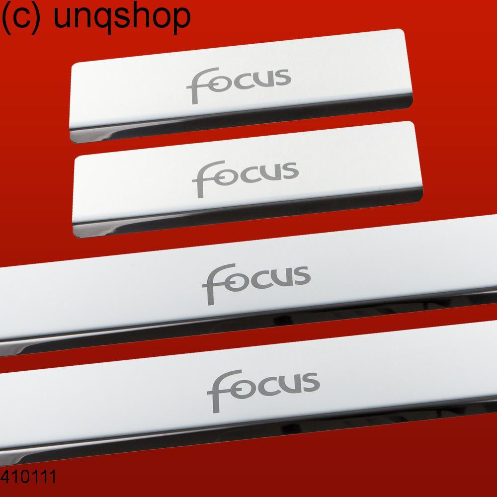 Door sills (Focus) Ford Focus Mk1 , only for 5 doors