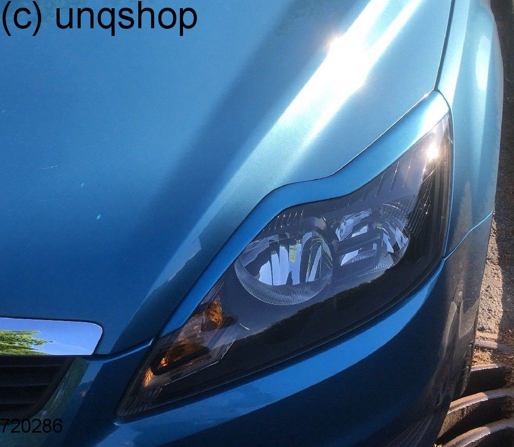 Eyebrows Ford Focus Mk2 , only for Facelift