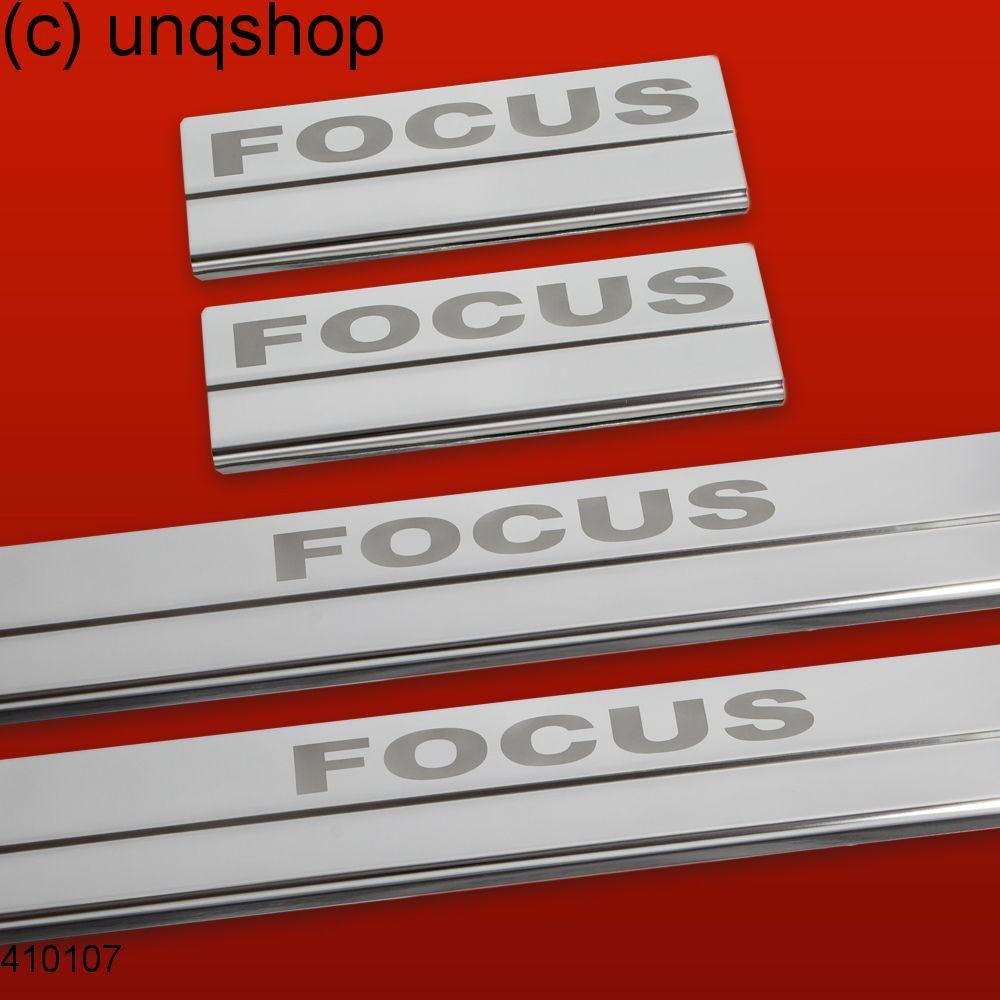 Door sills (Focus) Ford Focus Mk2 , only for 5 doors