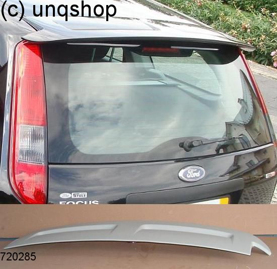 Roof spoiler (ST) Ford Focus Mk2 , only for Estate