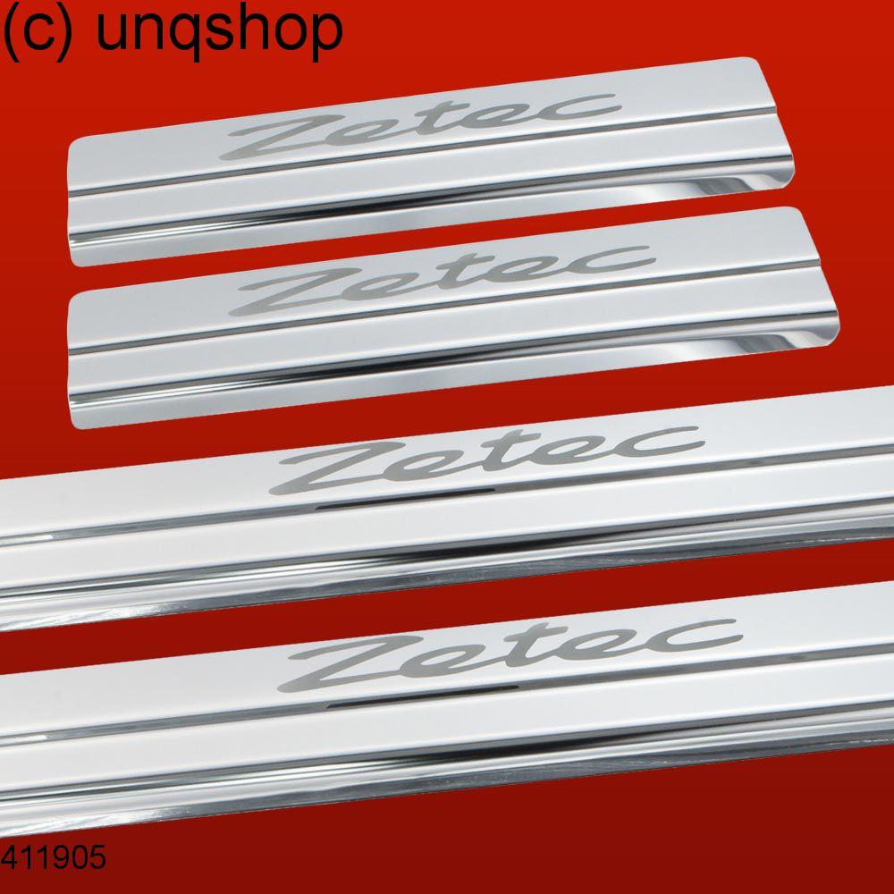 Door sills (ZETEC) Ford Focus Mk3 , only for Facelift