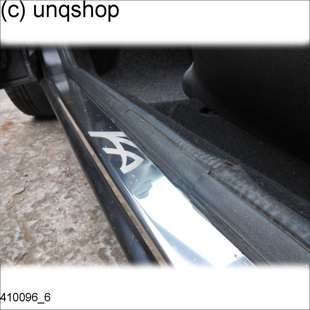410096 2 les seuils de porte convient pour ford ka mk1 mk for Seuil de porte sur mesure
