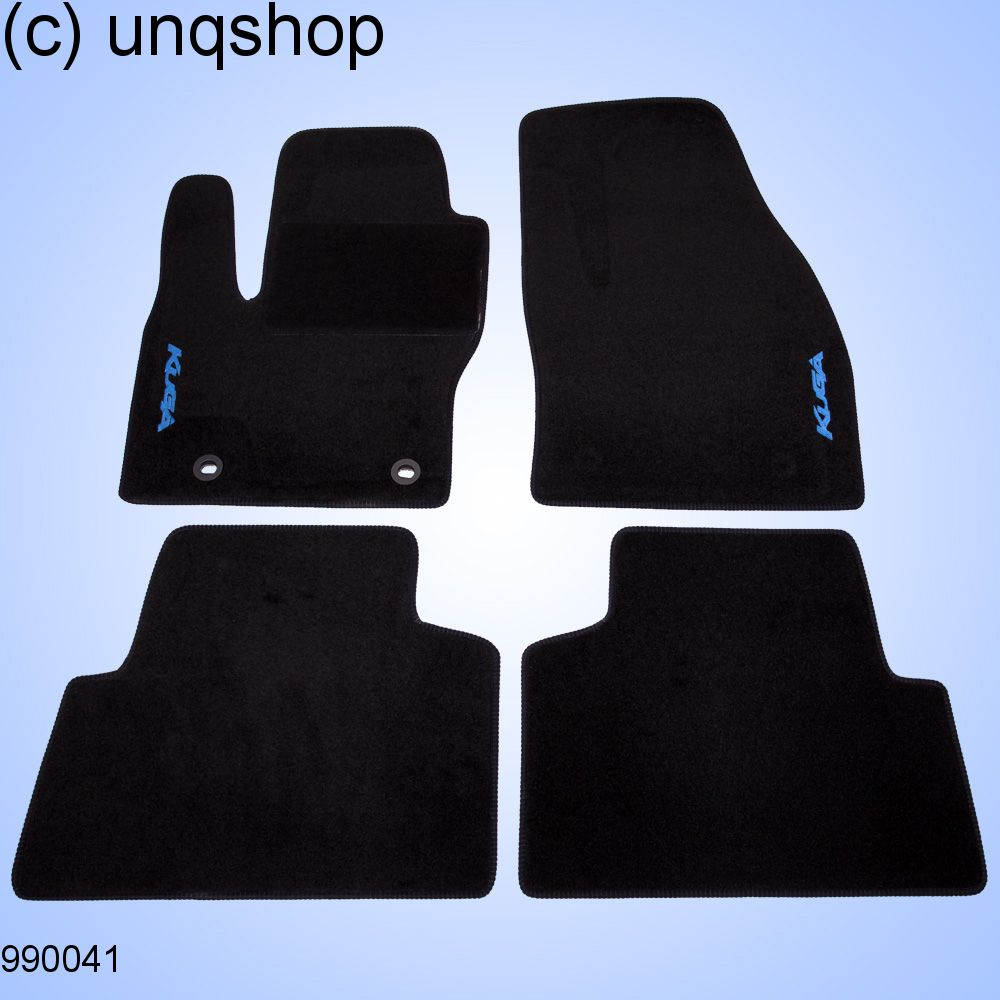 Car Mats Kuga Ford Kuga Mk1 Only For Euro Lhd