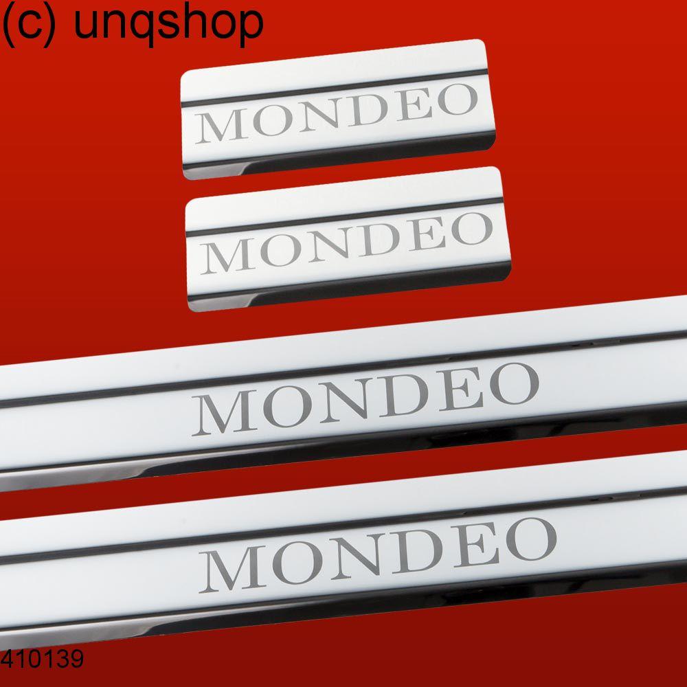 Door sills (Mondeo) Ford Mondeo Mk4