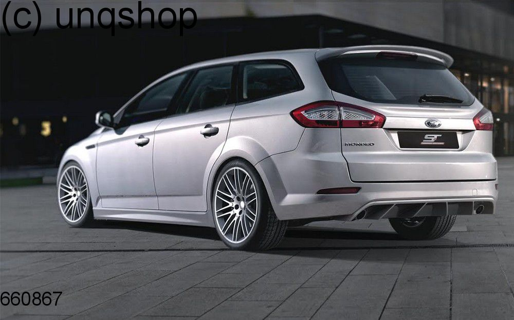 Roof Spoiler Ford Mondeo Mk4 , only for Estate