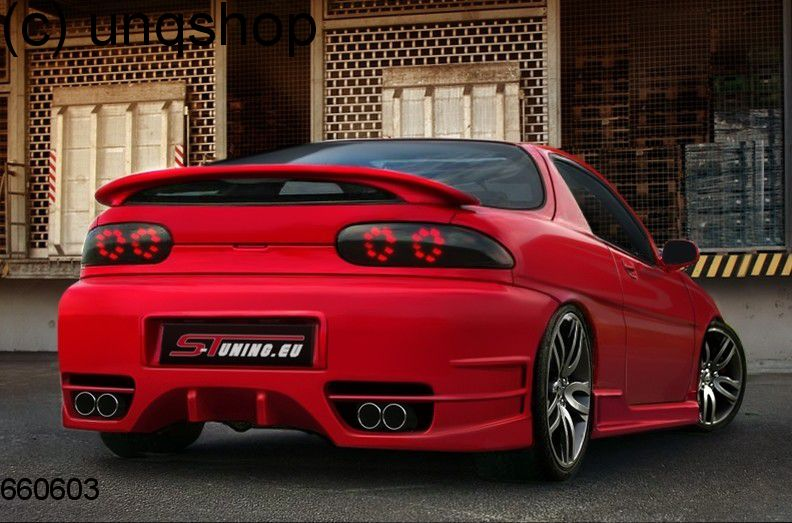 Rear Bumper F60 Mazda Mx 3