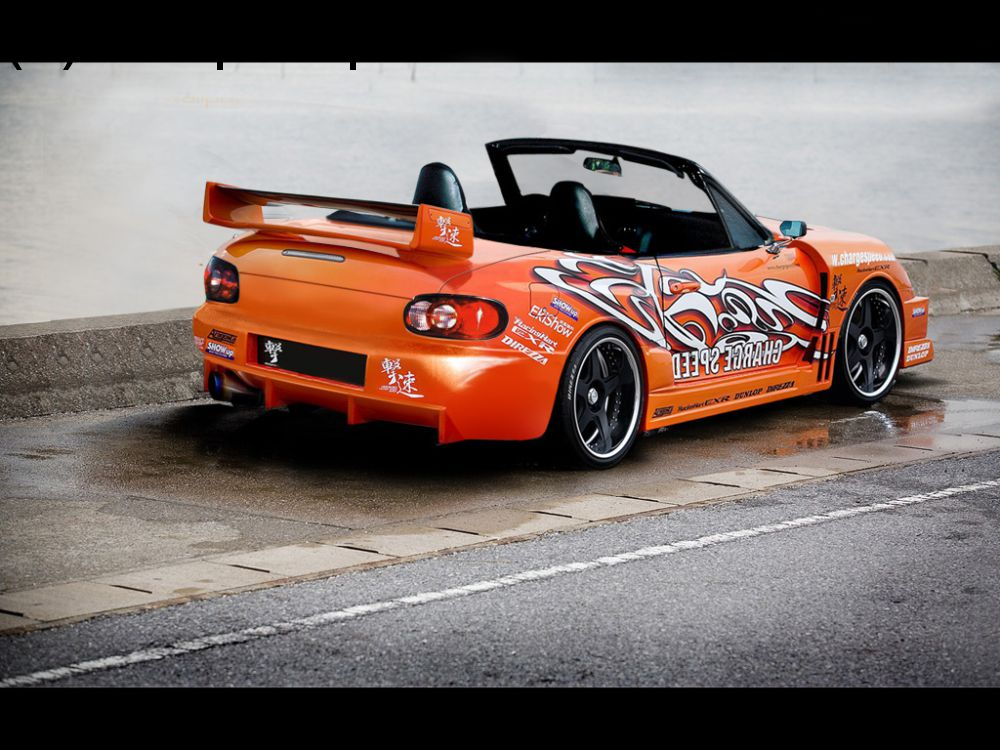 rear bumper tuning mazda mx 5 mk2 nb. Black Bedroom Furniture Sets. Home Design Ideas