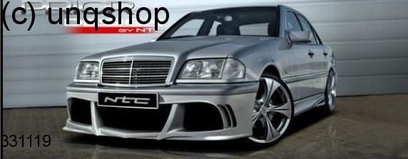 Front bumper (EXCLUSIV-LINE) Mercedes C W202