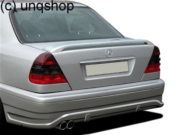 Boot Spoiler (LORI) Mercedes C W202
