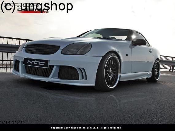Front bumper (EXCLUSIV-LINE) Mercedes SLK R170