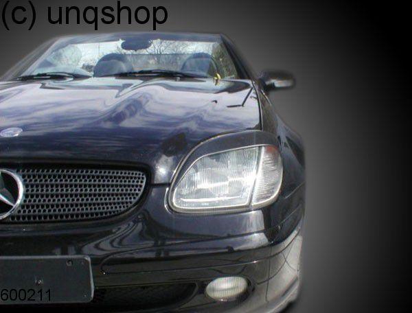 Eyebrows Mercedes SLK R170