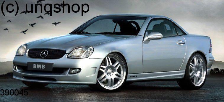 Front bumper (ST) Mercedes SLK R170