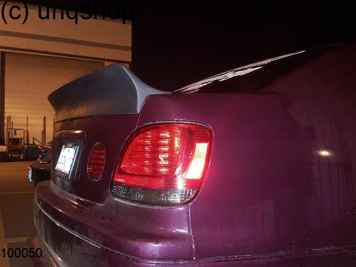 Rear Bumper Mercedes Vito Mk1 W638