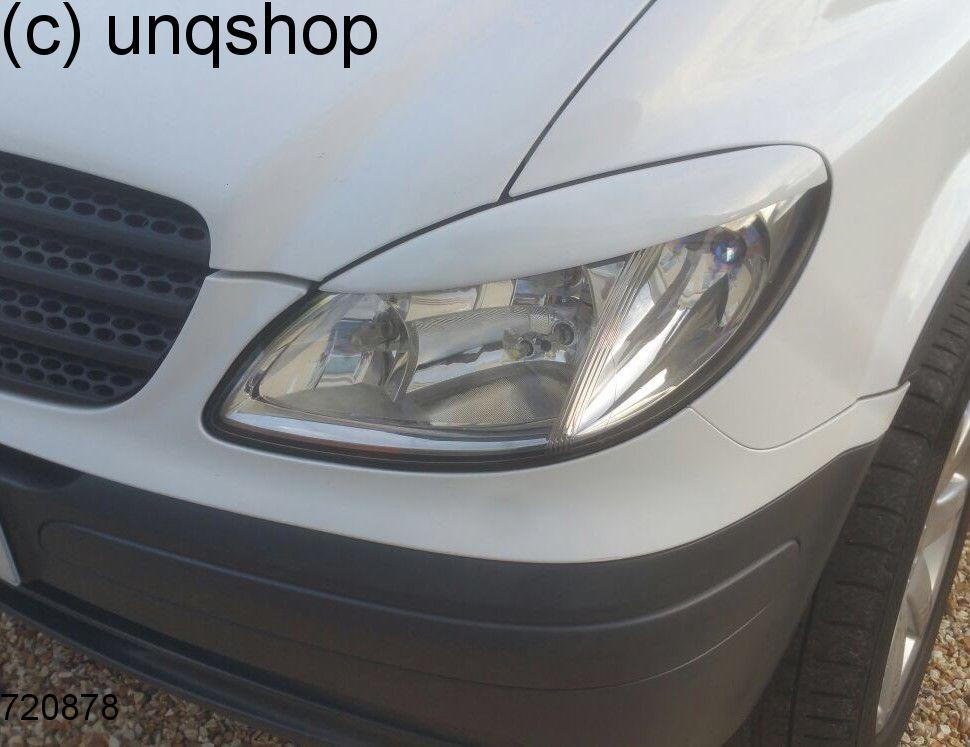 Eyebrows Mercedes Vito Mk2 W639