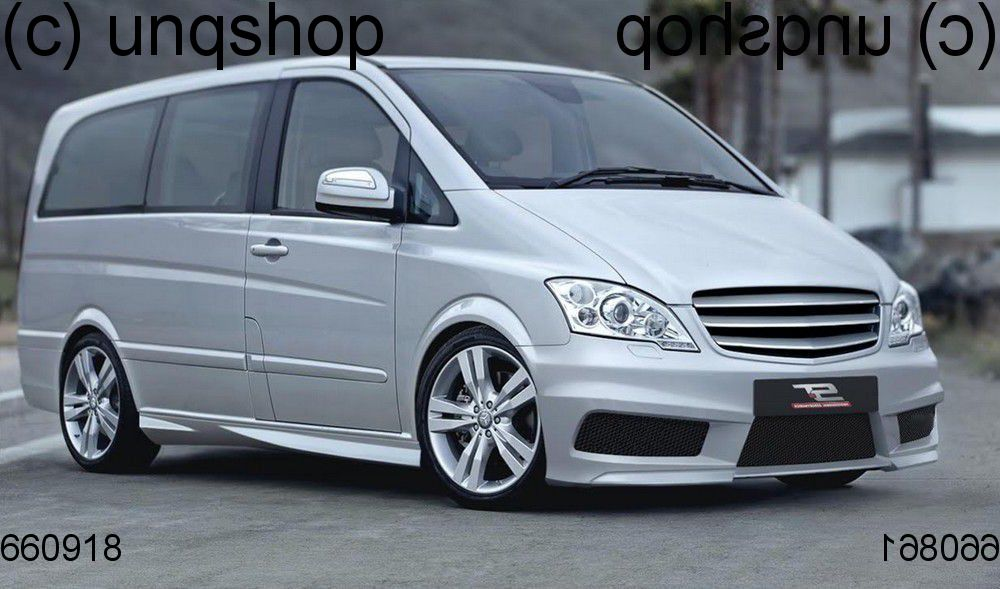 Mercedes Vito W639 P Edn Spoiler Csr Best Car Review