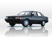 Audi 100 C3 service 2