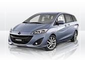 Mazda 5 Mk2 service 16