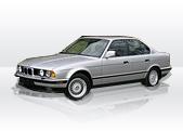 BMW 5 SERIES E34 service 3