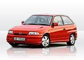 Vauxhall/Opel Astra Mk3/F/I service 68