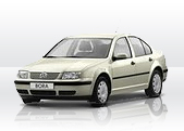 VW Bora  service 12