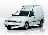 VW CADDY Mk2 9K service 12