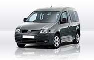 VW CADDY Mk3 2K service 12