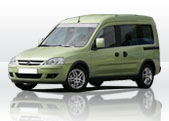 Vauxhall/Opel Combo C service 68