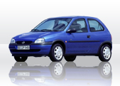 Vauxhall/Opel Corsa B service 68