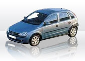 Vauxhall/Opel Corsa C service 68