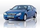 Mercedes C W203 Coupe service 15