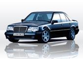 Mercedes E W124 service 15