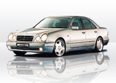Mercedes E W210 service 15