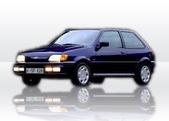Ford Fiesta Mk3 service 4