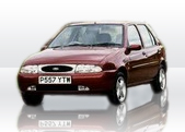 Ford Fiesta Mk4 service 4