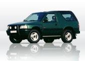 Vauxhall/Opel Frontera Mk1 service 68