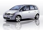 Vauxhall/Opel Meriva A service 68