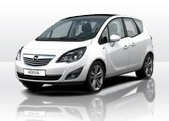 Vauxhall/Opel Meriva B service 68