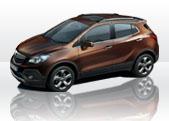 Vauxhall/Opel Mokka  service 68