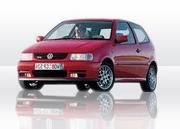 VW Polo Mk3 6N service 12