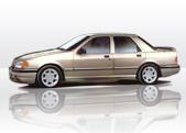 Ford Sierra Mk2 service 4