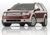 Ford TAURUS X  service 4