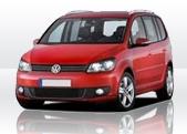 VW Touran Mk2 service 12