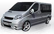Vauxhall/Opel Vivaro MK1 service 68