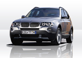 BMW X3 E83 service 3