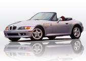 BMW Z3  service 3